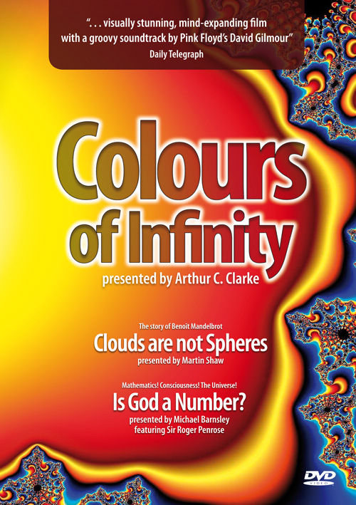 COLOURS OF INFINITY/CLOUDS ARE NOT SPHERES/IS GOD A NUMBER ?
